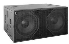 BC543, il nuovo subwoofer cardoide Alcons